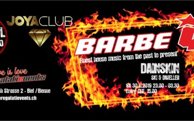BarbeQ is back